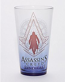 Assassin's Creed Pint Glass - 16 oz