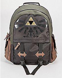 Legend of Zelda Tri Force Built Up Backpack