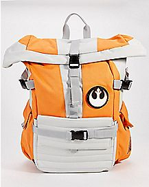 Rebel Pilot Star Wars Roll Backpack