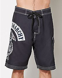 Sons of Anarchy Board Shorts
