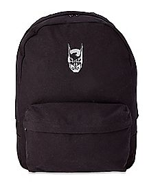 Batman Backpack with Patch Kit - DC Comics