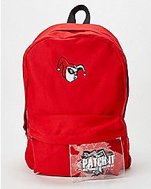 Patch It Harley Quinn Backpack