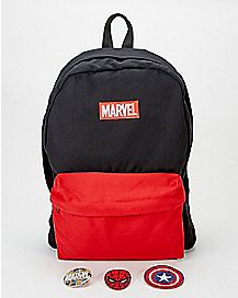 Patch It Marvel Comics Backpack