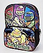 Shell Ya Later TMNT Backpack - Nickelodeon