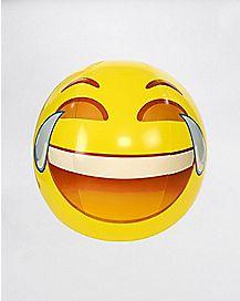 Laugh Face Emoji Beach Ball - 56 inch