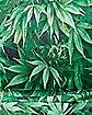 Pot Leaf Big Ass Backpack - 2.5 Ft Tall