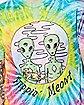 Trippin' Meowt Tie Dye T Shirt
