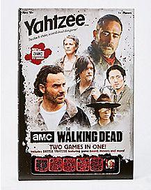 The Walking Dead Yahtzee