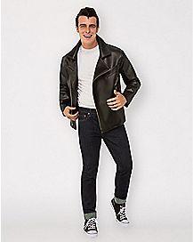 Plus Size T-Bird Jacket - Grease