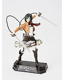 Mikasa Ackerman Attack On Titan Action Figure 7 Inch - McFarlane Toys