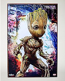 Groot Wall Art - Guardians of the Galaxy