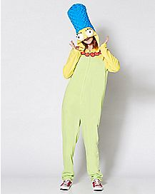 Marge Simpson Pajama Costume - The Simpsons