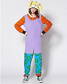 Girls One Piece Pajamas