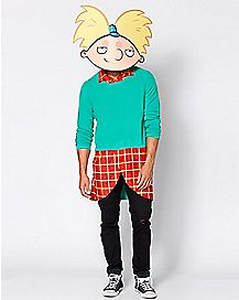 Adult Arnold Costume - Hey Arnold!