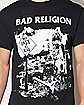 The Past is Dead Bad Religion T Shirt