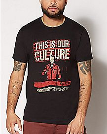 Fall Out Boy This Is Our Culture T Shirt