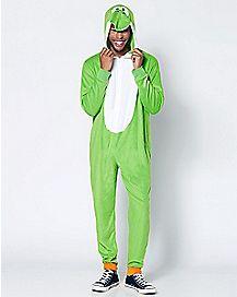 Yoshi Pajama Costume - Nintendo