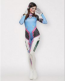 Adult D.Va Costume - Overwatch