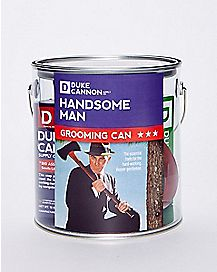 Duke Cannon Handsome Man Grooming Can