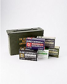 Duke Cannon Ammo Can Gift Set