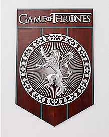 Wood Game of Thrones Sign