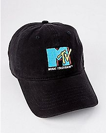 Logo MTV Dad Hat