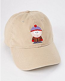 Stan South Park Dad Hat