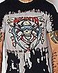 Skull Megadeth T Shirt