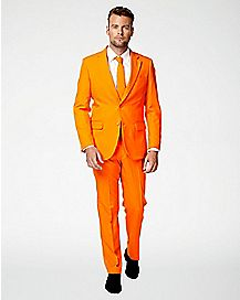The Orange Suit