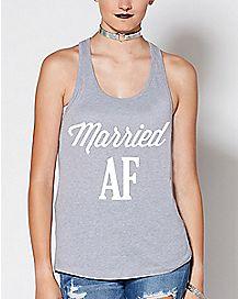 Married AF Tank Top