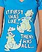 Reptar T Shirt - Rugrats
