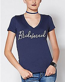 Bridesmaid T Shirt