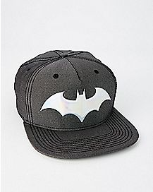 Iridescent Batman Snapback Hat - DC Comics
