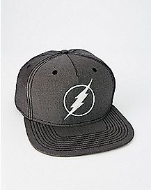 Iridescent Flash Snapback Hat - DC Comics