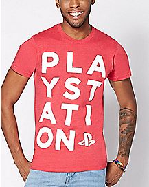 Playstation T Shirt - Sony