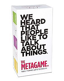 The Meta Game Card Game