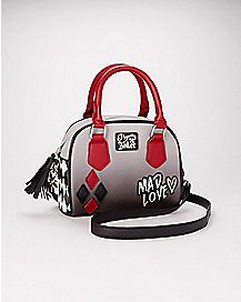 Mad Love Harley Quinn Handbag - DC Comics