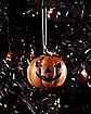 Jack-O-Lantern Christmas Ornament