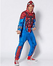 Spider-Man Pajama Costume - Marvel