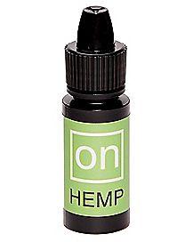Hemp Oil Infused Female Arousal Oil - 0.17 oz.