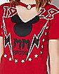 Choker Mickey Mouse T Shirt - Disney