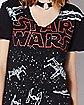 Choker Star Wars T Shirt