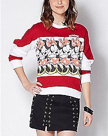 Vintage Minnie Mouse Sweatshirt - Disney