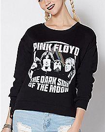 Dark Side Of The Moon Pink Floyd Sweatshirt