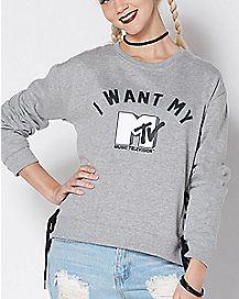 I Want My MTV Sweatshirt