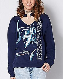 Darth Vader Choker Sweatshirt - Star Wars
