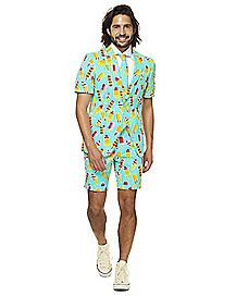 Adult Iceman Summer Suit