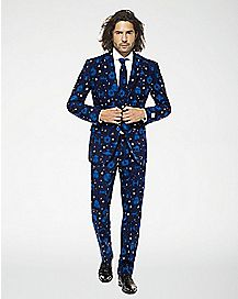 Adult Starry Side Suit - Star Wars