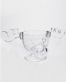 moose mug punch bowl 136 oz national lampoons christmas vacation - Christmas Vacation Moose Punch Bowl