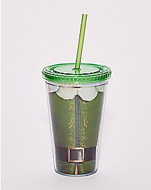 Elf The Movie Cup with Straw - 16 oz.
